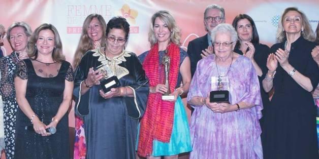 Les trois femmes de l'année 2017 distinguées par le prix Monte-Carlo