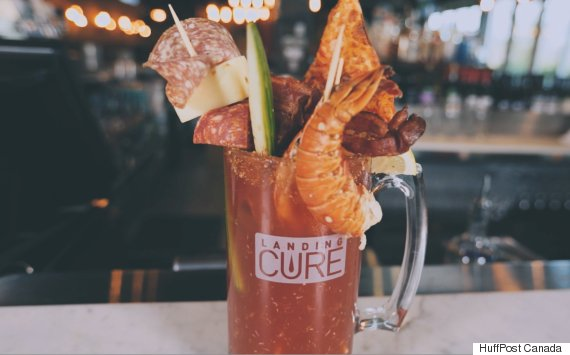 Caesar Cocktails Are As Canadian As The Calgary Stampede