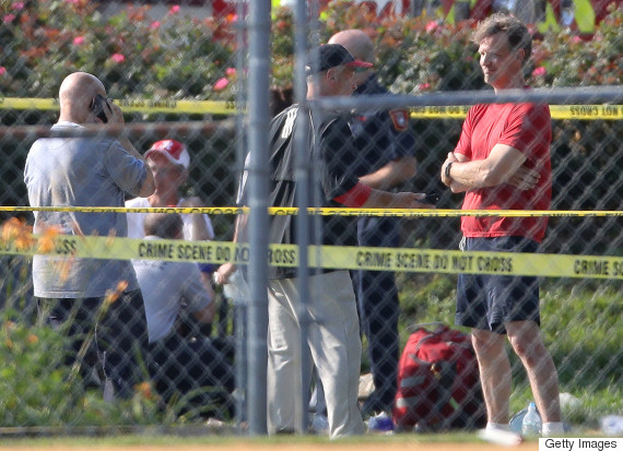 congressional baseball game shooting