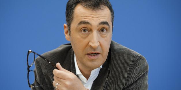 Grünen-Chef Cem Özdemir erteilt Rot-Rot-Grün eine Absage