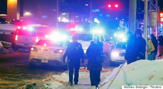 quebec mosque police
