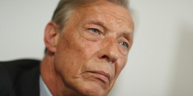 Der Vorsitzende der AfD in Niedersachsen, Paul Hampel