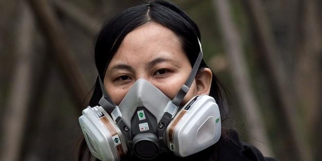 Gerade in China ist die Luftverschmutzung durch Kohlekraftwerke ein großes Problem.