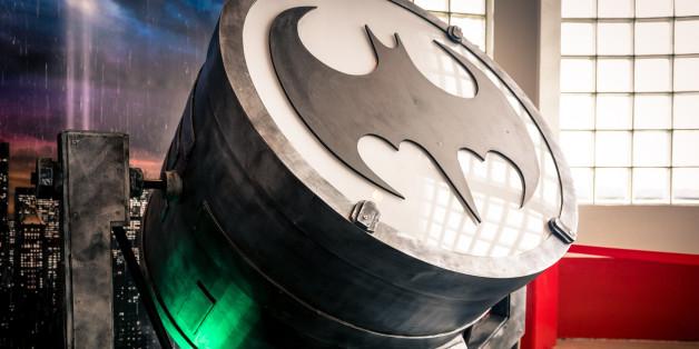 Das Bat-Signal soll diesen Donnerstag über Los Angeles leuchten.