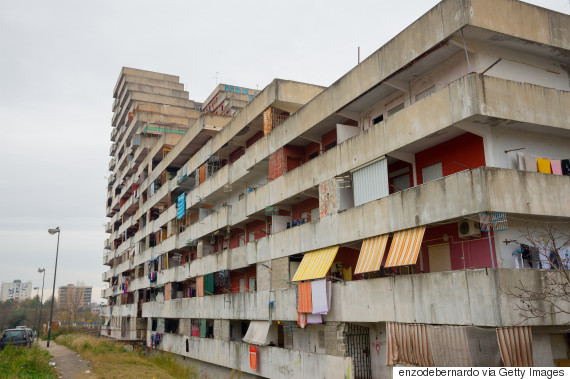 scampia apartment