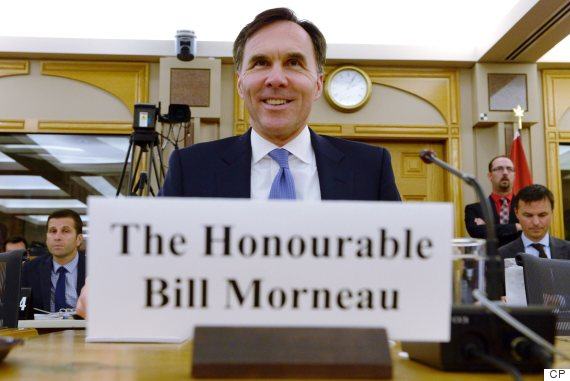 bill morneau
