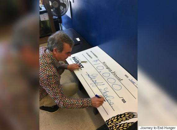 geoff gyles cheque