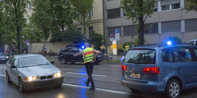 Symbolbild: SEK-Einsatz in München