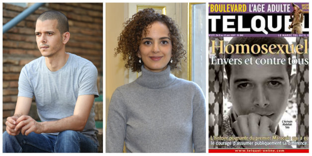"""LGBT: Abdellah Taïa, Leïla Slimani et TelQuel en lice pour les """"OUT d'or"""""""