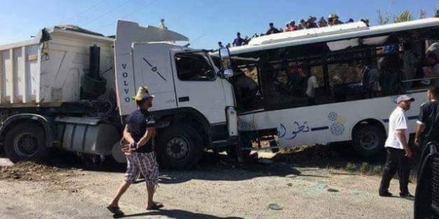 Trois morts et 19 blessés dans un accident de la route entre Tétouan et Khmis Anjra
