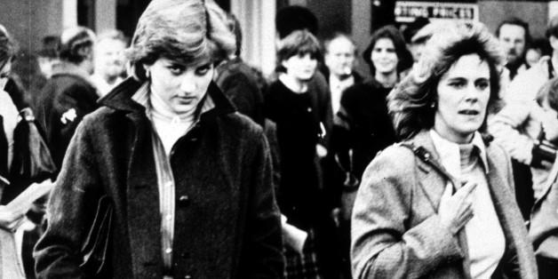 Vor 28 Jahren stellte Lady Di ihre Konkurrentin Camilla zur Rede - ein Tonband enthüllt, was sie ihr sagte