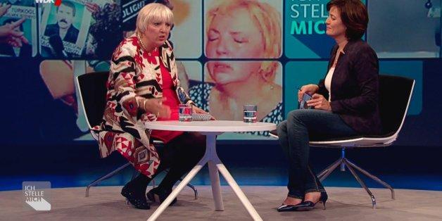 Claudia Roth gesteht im TV, welche Drogen sie früher genommen hat