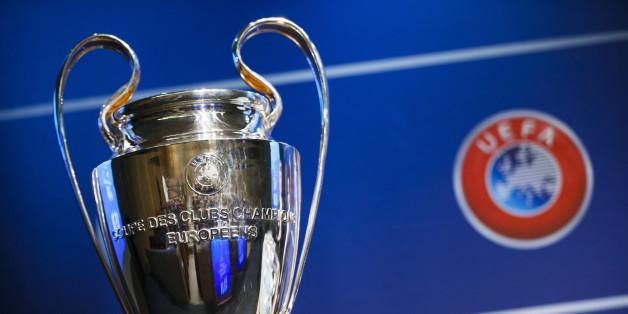 Auslosung der Champions League online sehen - so geht's