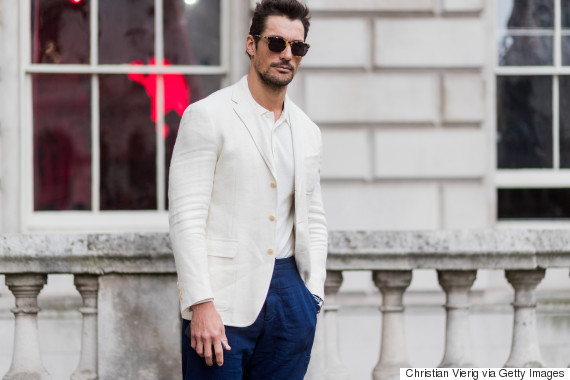 David Gandy During The London Fashion Week Mens June 2017 Collections On 12 In England