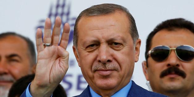 Erdogans Türkei erhielt bereits 222 Millionen Euro aus Brüssel.