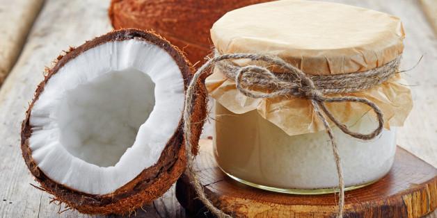 Kokosöl hat mehr ungesättigte Fettsäuren als Butter