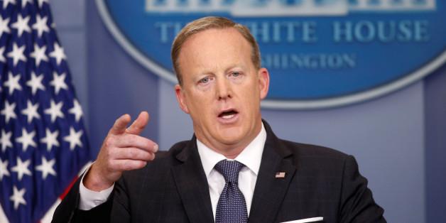 Spicer vor dem Aus: Sogar Trump kann seinen Pressesprecher nicht mehr hören