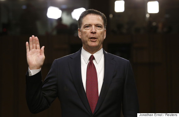 comey hearing