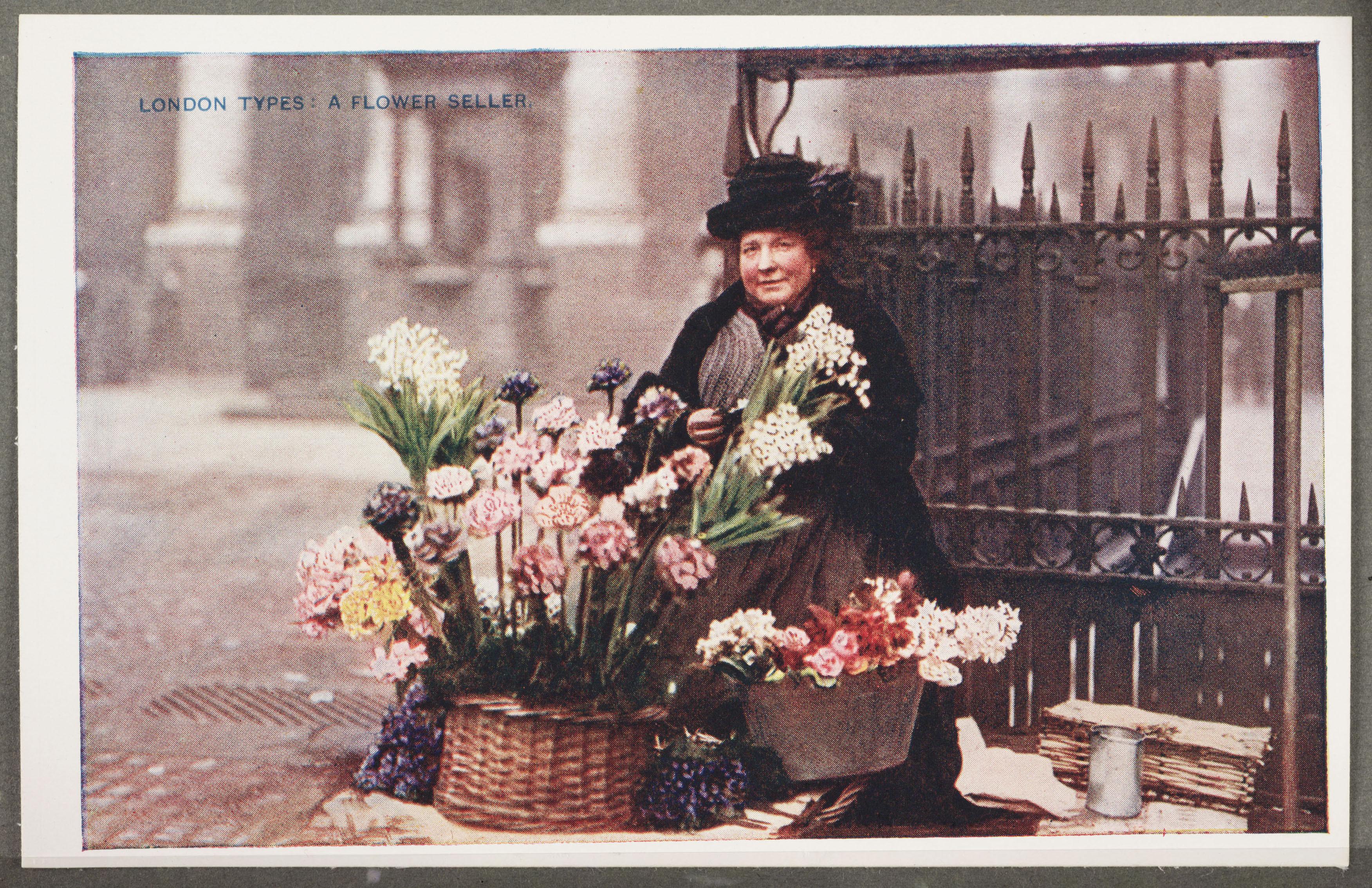 flower street vendor