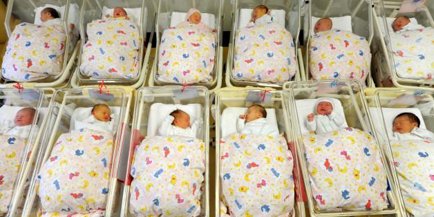 Wie der Babyboom Städte wie München, Hamburg und Berlin an ihre Grenzen bringt