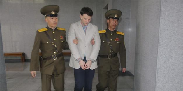 Spekulation nach Tod: Wurde US-Student Otto Warmbier Nordkorea mit einem Biokampfstoff vergiftet?