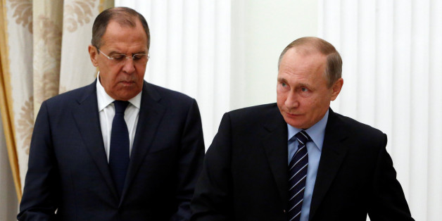 """Russland wirft USA nach Drohnen-Abschuss Terror-""""Mittäterschaft"""" vor"""