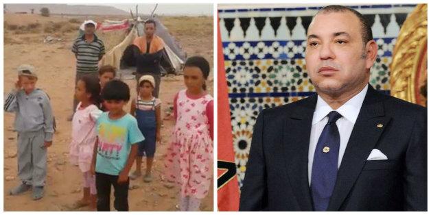 Réfugiés syriens: le roi donne ses instructions pour accueillir les familles coincées à la frontière