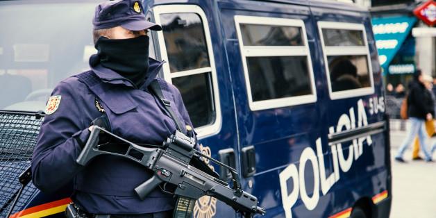 Terrorisme: trois Marocains arrêtés à Madrid