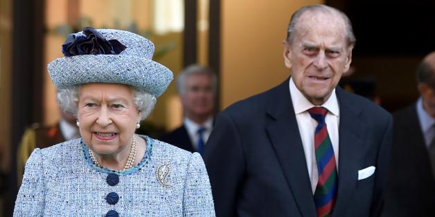 Großbritannien sorgt sich um Prinz Philipp.