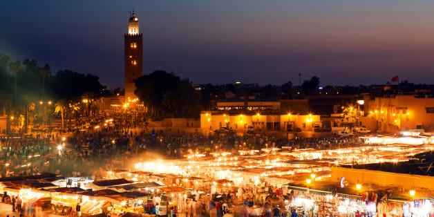 Aveugle, un journaliste de la BBC raconte son voyage à Marrakech