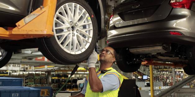 Ford gab am Dienstag bekannt, das für Mexiko geplante Werk, in China bauen zu wollen.