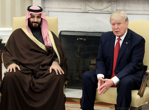 mohammed bin salman trump