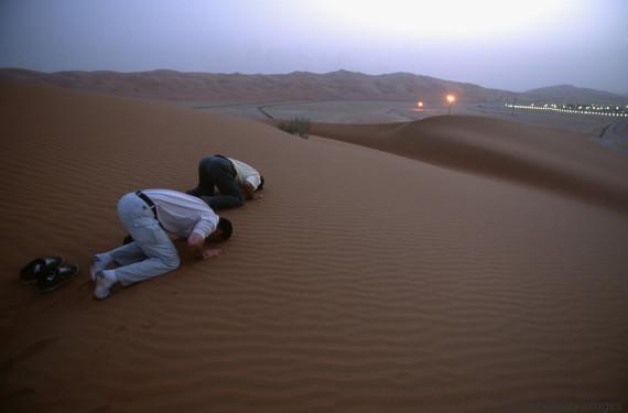 oil field saudi arabia
