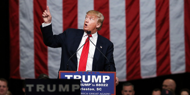 "US-Präsident Donald Trump im Wahlkampf: ""Jobs, Jobs, Jobs"""