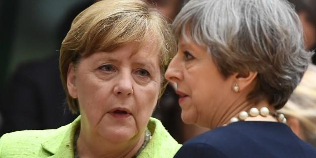 Theresa May verlässt harten Kurs: EU-Bürger dürfen in Großbritannien bleiben