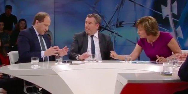 Bei Maybrit Illner diskutierten die Gäste zur Flüchtlingskrise.