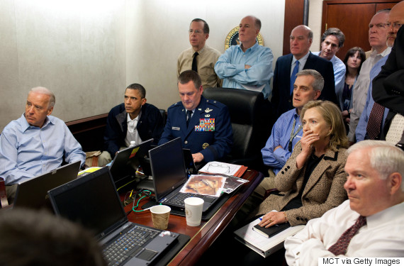 barack obama situation room osama bin laden