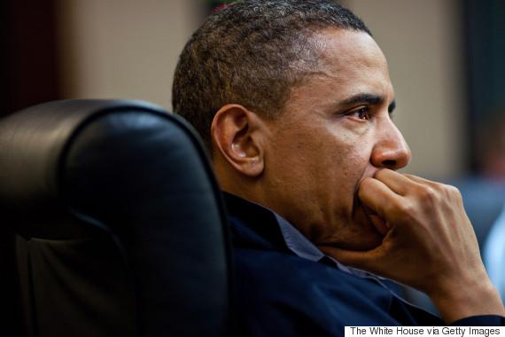 barack obama situation room osama bin laden