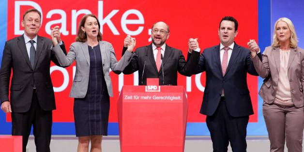 """""""Betriebsrat der Nation"""": So urteilen die Medien über Martin Schulz' Auftritt beim SPD-Parteitag"""
