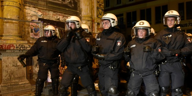 Die Polizei macht sich bereit für den G20-Gipfel in Hamburg.