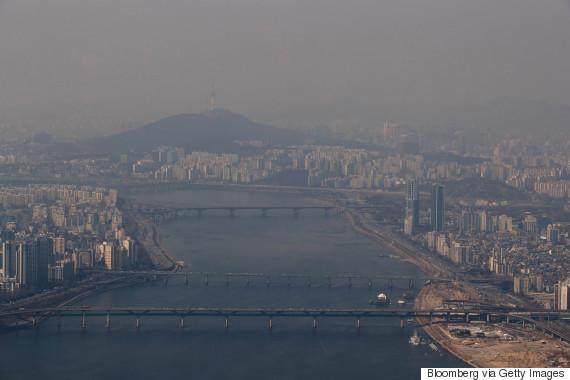 smog seoul