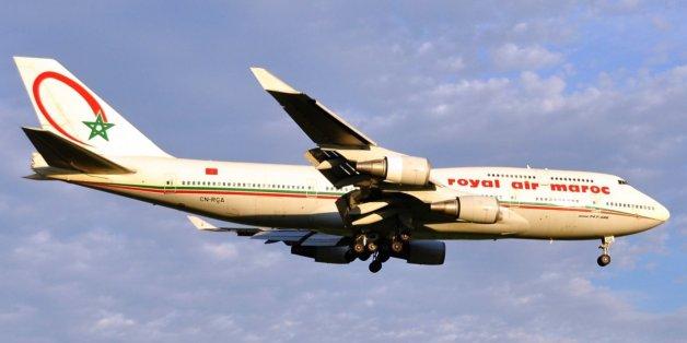 La RAM a lancé son premier vol reliant Porto à Casablanca