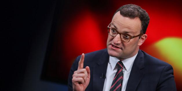 """CDU-Politiker Spahn: """"Jeder hat im Alter das, was es zum leben braucht – mindestens"""""""