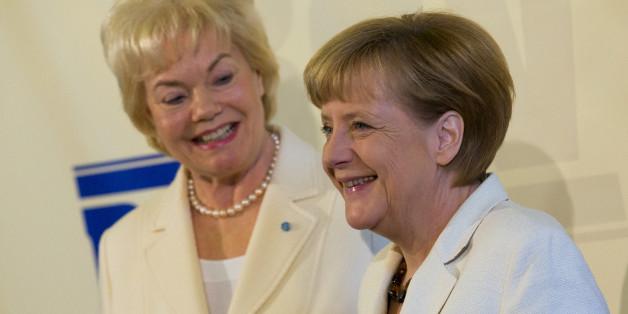 Steinbach empört sich über Merkels Vorstoß zur Ehe für alle
