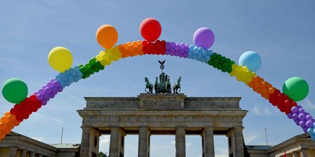 Ehendlich! So feiern deutsche Politiker die Aussicht auf die Ehe für alle