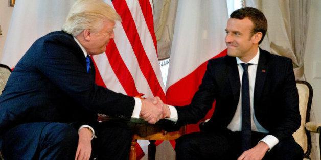 Donald Trump a accepté la proposition d'Emmanuel Macron d'être présent au défilé du 14 Juillet