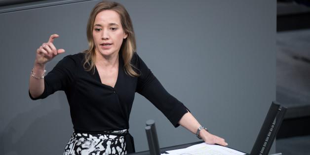 Kristina Schröder hält ihre letzte Rede im Bundestag – mit einem Satz sorgt sie für Empörung