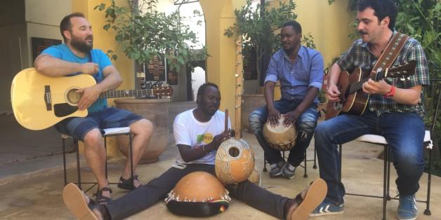 La Caravane Libres Ensemble est à Marrakech