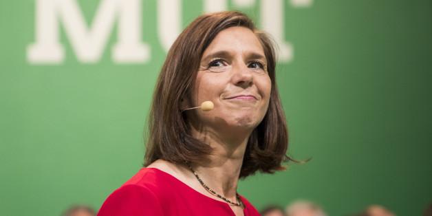 Reaktionen zur Ehe für alle: Mit nur 7 Worten entkräftet die Grünen-Chefin das größte Argument der Kritiker