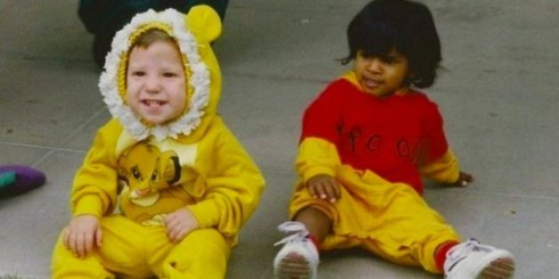 Im Kindergarten waren sie beste Freunde - heute sind Laura Scheel und Matt Grodsky verheiratet.